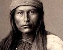 Apache Indian Warrior
