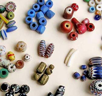 Beads Have A History With The Native American People