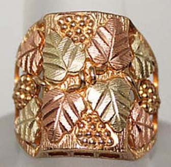 Back hills gold jewelry Unique and handcrafted