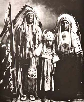 Blackfeet Indians