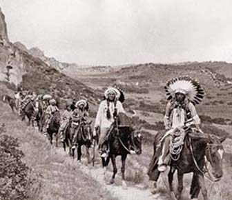 Learn about the history of the Comanche Indians