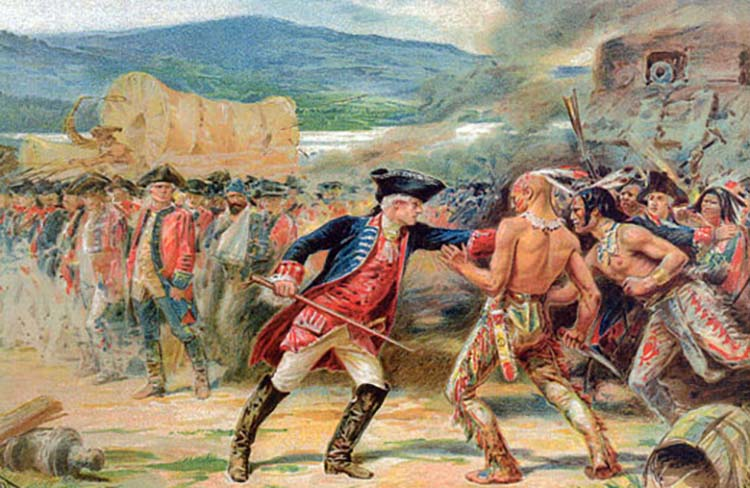 The Beginning of the French and Indian War