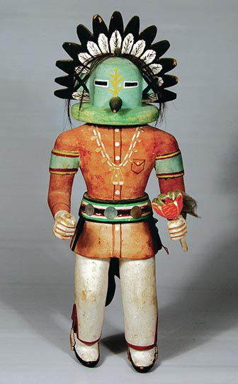 Traditional Hopi Kachina Dolls