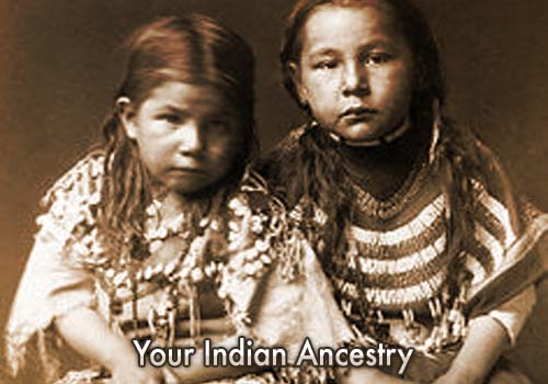 Help Me Trace My American Indian Ancestry