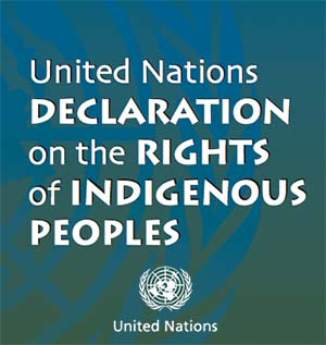UN Declaration of the Rights of Indigenous Peoples