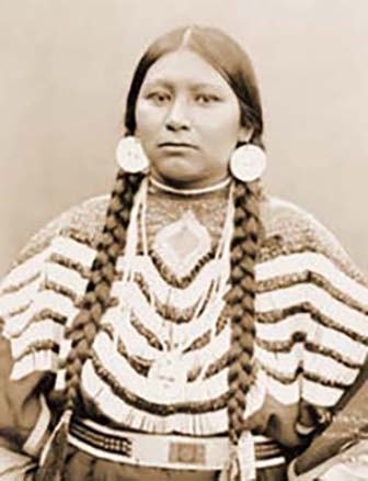 This Hair Style Was Often The Traditional Among Native American Indians What Most People Don T Know